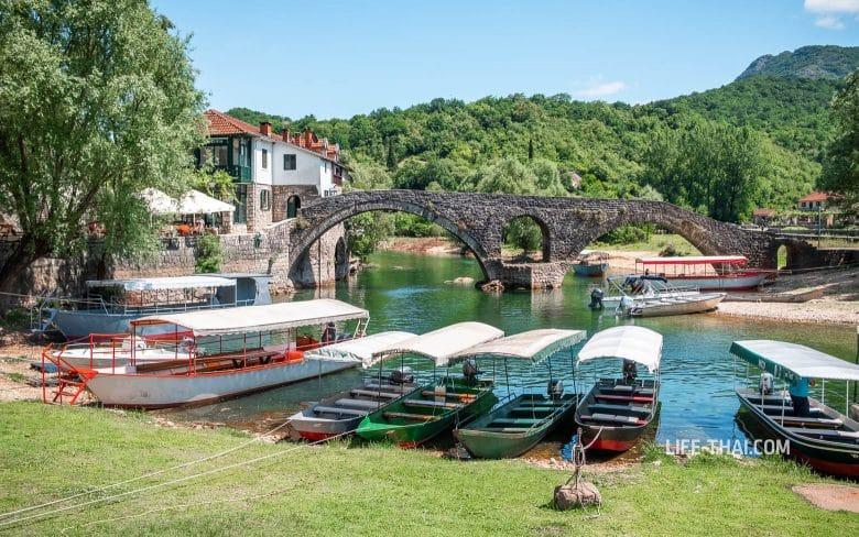 Риека Црновеча - место, которое стоит увидеть в Черногории
