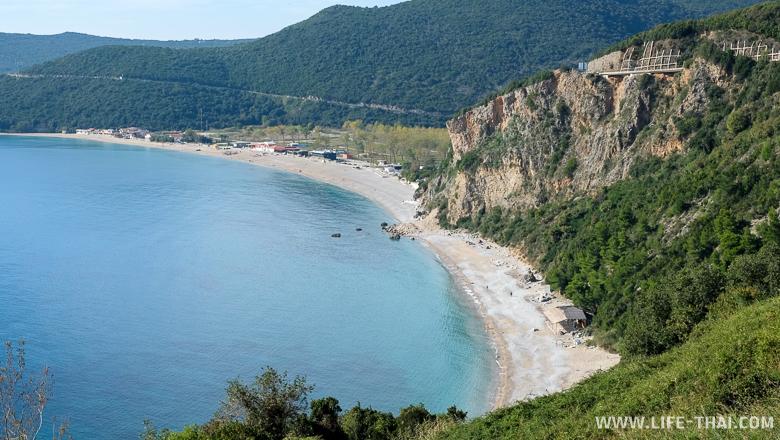 Какие пляжи есть рядом с Будвой