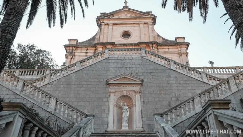 Церковь Рождения Богородицы, Боко-Которский залив, Черногория