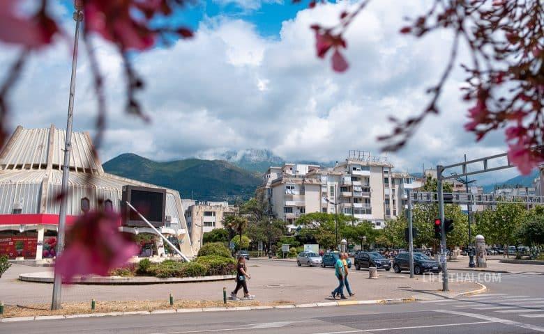 Бар - город для отдыха в Черногории