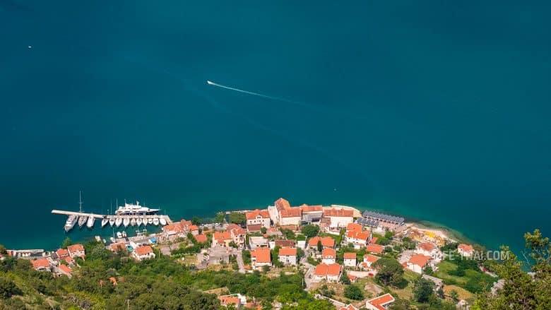 Где отдохнуть в Черногории без людей