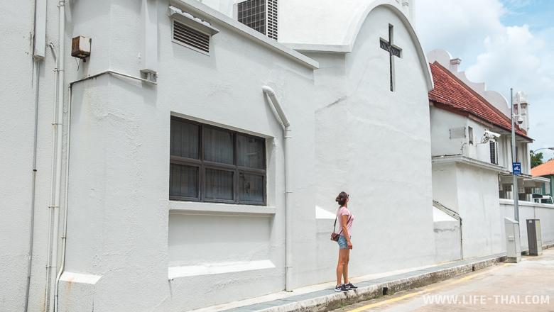 Христианская церковь в Сингапуре