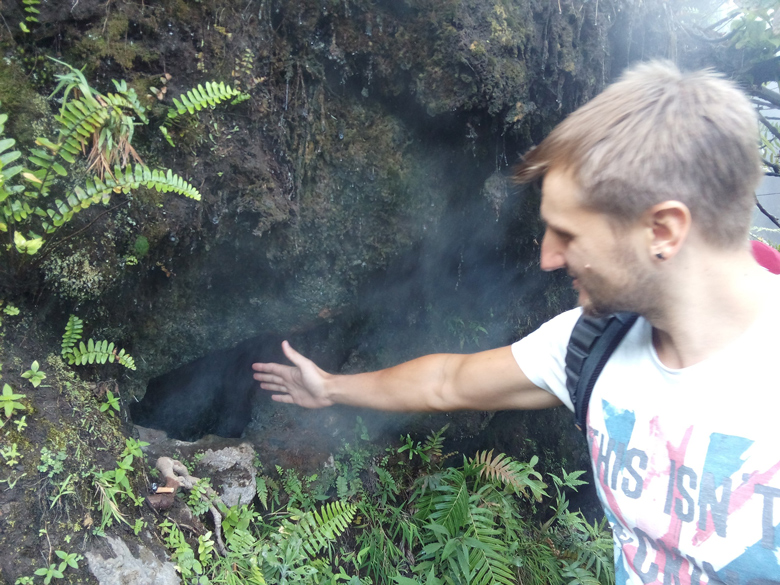 Дыхание вулкана Батур