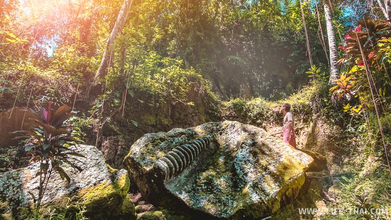 Что посмотреть на Бали: пещеры Гоа Гаджах