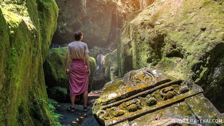 Пещеры Гоа Гаджах на Бали
