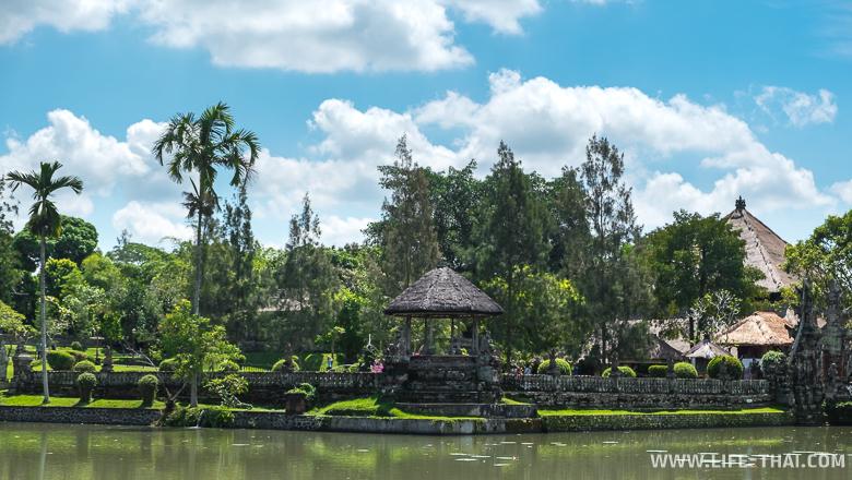 И в марте на Бали бывают солнечные дни
