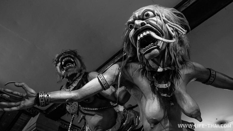Злые духи из балийской мифологии, Индонезия