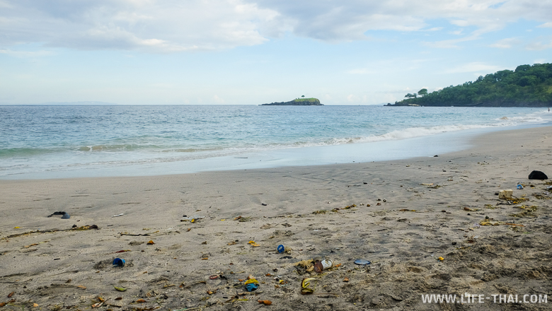 Вирджин бич, Бали