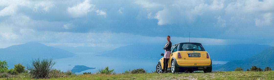 Аренда авто в Черногории. Наш опыт