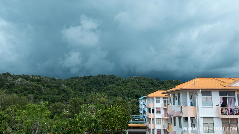 Квартира, где мы жили на Борнео