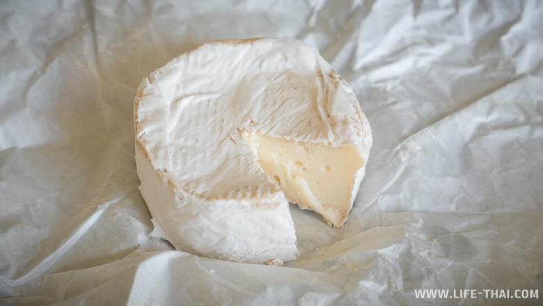Сыр камембер, который варят на Борнео