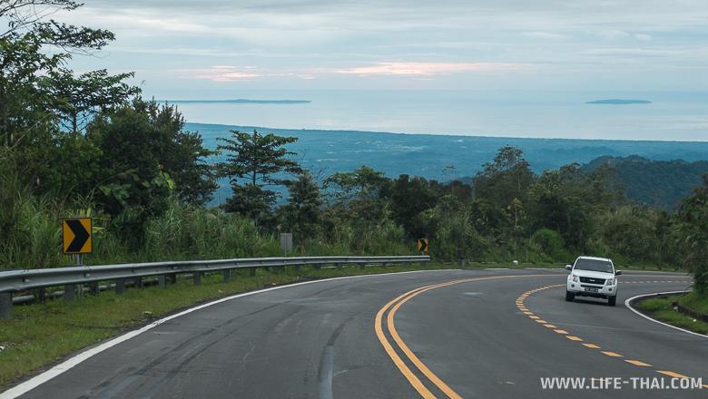 Дорога на Борнео, фото, Малайзия