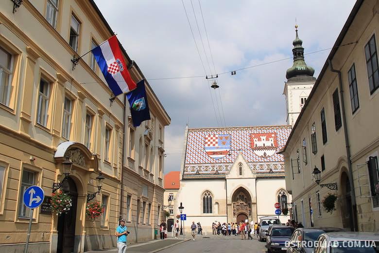 Хорватия фото: Загреб