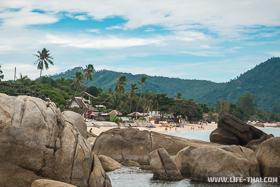 Ламаи - район с хорошим пляжем на Самуи