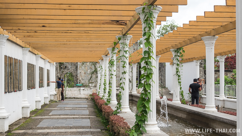Мемориал погибшим военнопленным на Борнео, Малайзия