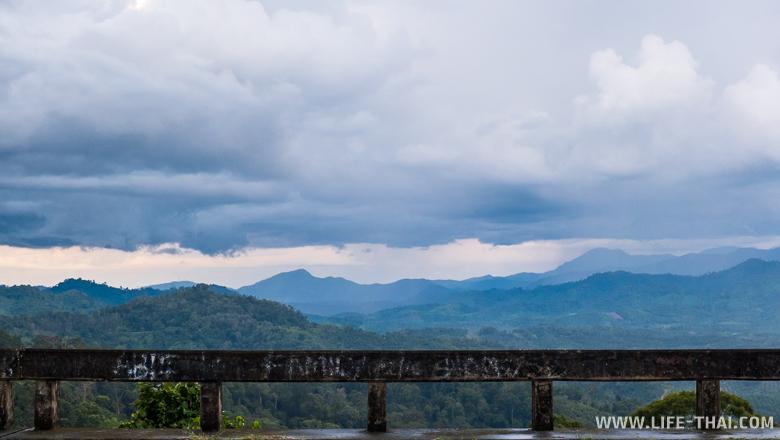 Пейзажи Борнео, фото, Малайзия