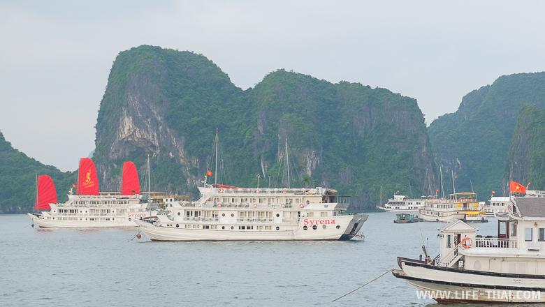 Syrena Halong Cruise