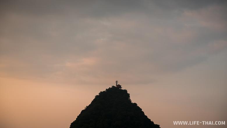Остров Титова на закате, экскурсия по заливу Халонг