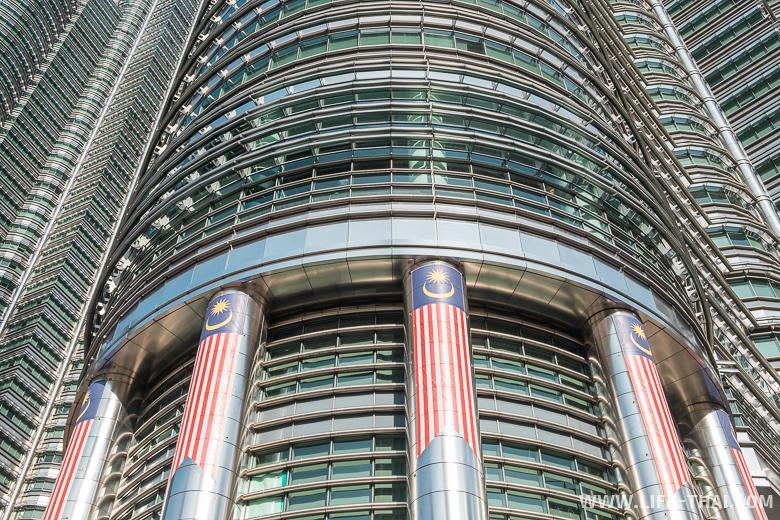 Башни Петронас, Малайзия