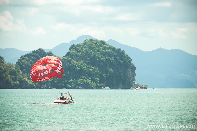 Фото пляжа Танджунг Ру на острове Лангкави, Малайзия