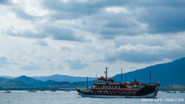 Май на острове Ланкави: немного пасмурно, но дождя нет