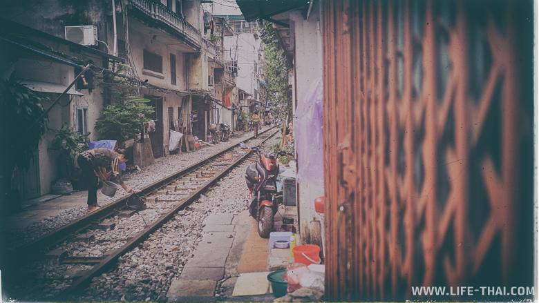 Как люди живут в Ханойских трущобах