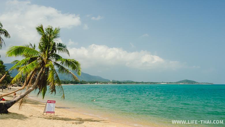 Пляж Мэнам: фото