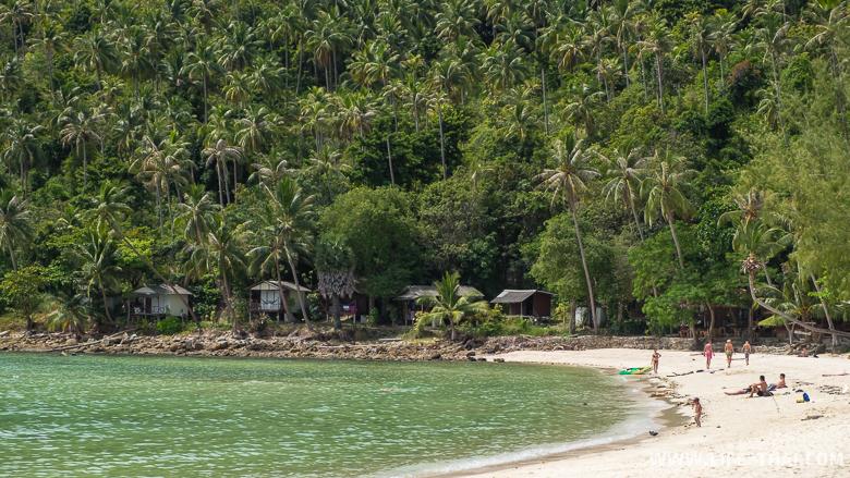 Остров Пханган, Таиланд