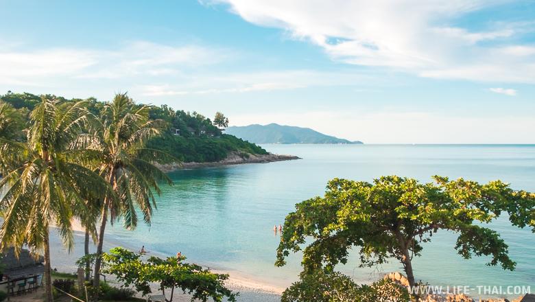Пляж Самронг - тихая бухта для уединённого отдыха