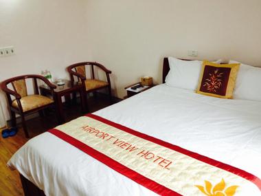 Недорогой отель рядом с аэропортом в Ханое, Вьетнам