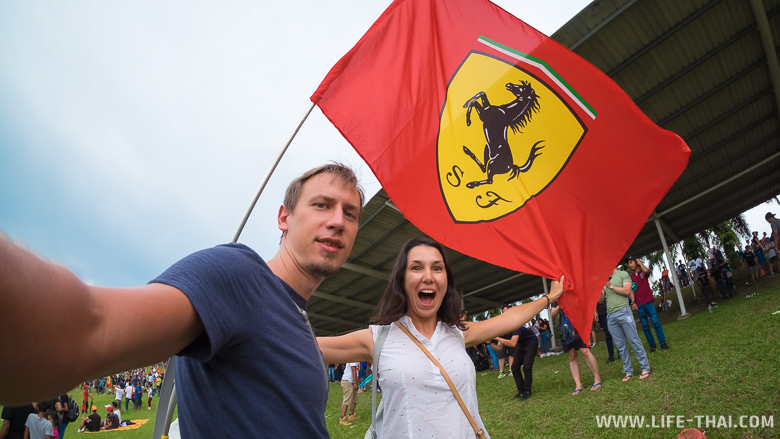 Мы на последнем уик-энде Формулы-1 в Куала Лумпуре