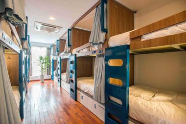 Nexy hostel в Ханое