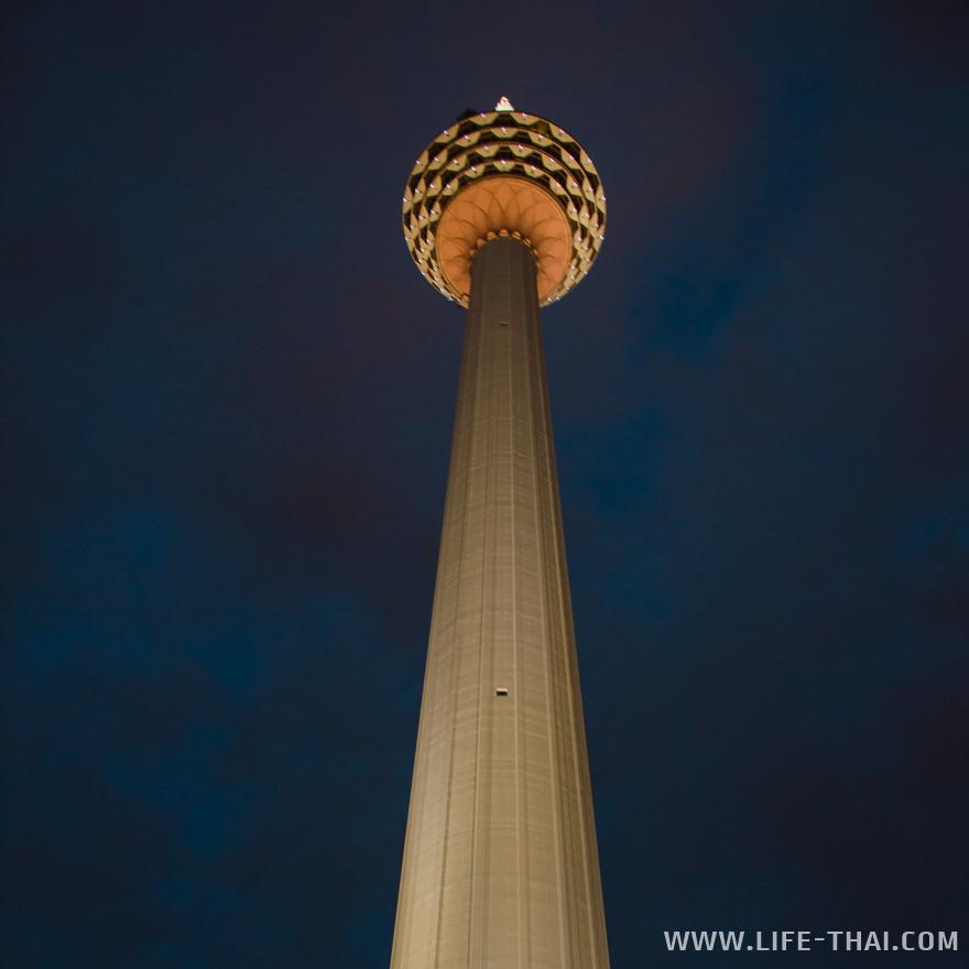 Башня Менара - достопримечательность Куала-Лумпура