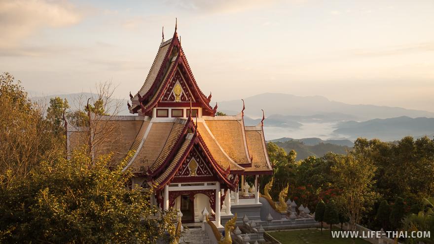 Буддистский храм в Мэсалонге