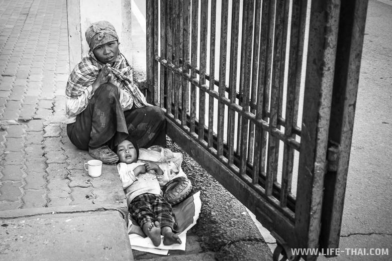 Бирма - вопиюще бедная страна