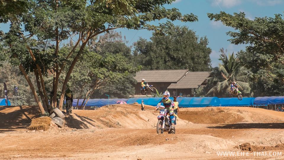 Чиангмайская трасса для мотокросса