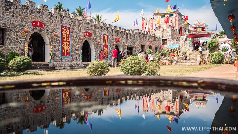 Китайская деревня - одна из достопримечательностей Пая
