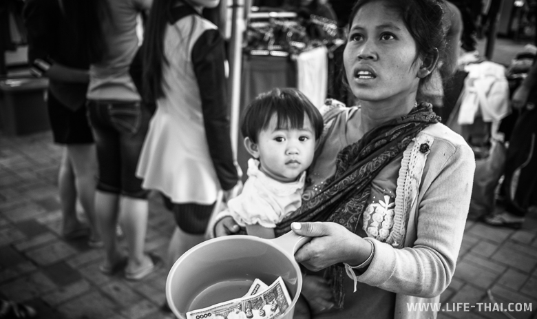 Поездка в Лаос оставила только гнетущие эмоции