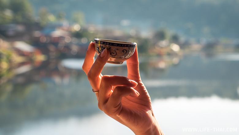 Бан Рак Тай - чайная деревня