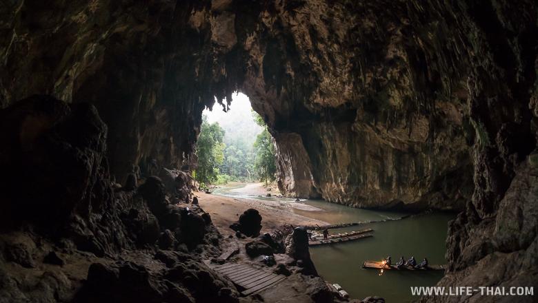 Пещера Тхам Лод, вторая часть