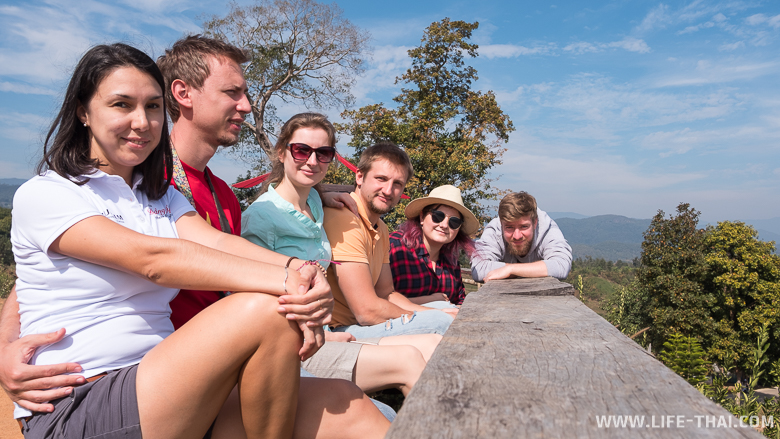 Команда путешественников