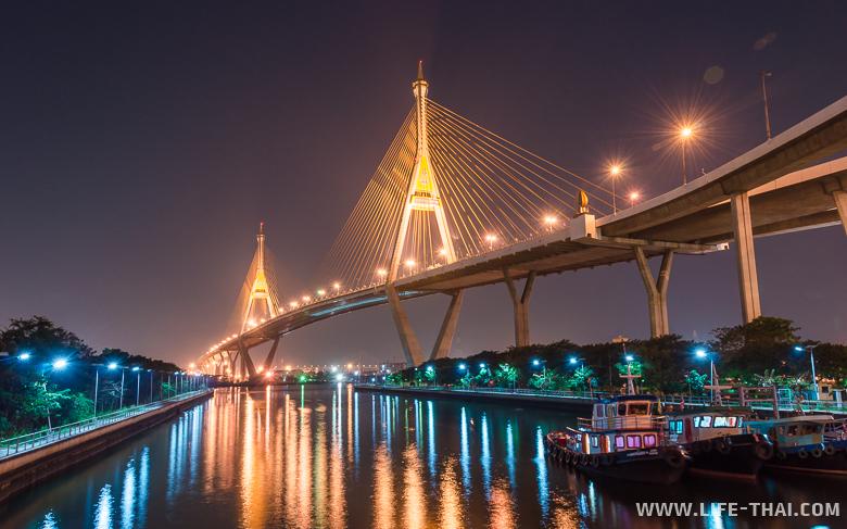 Ночной Бангкок - что посмотреть и чем заняться в городе вечером