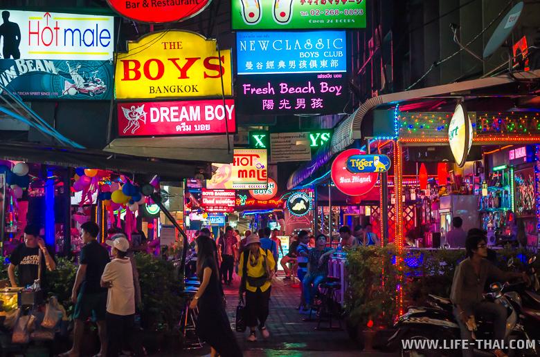 Ночной Бангкок. Что посмотреть в Бангкоке ночью и вечером