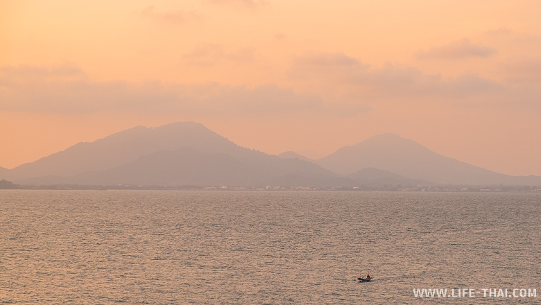 Смотровая площадка Sunset viewpoint на Самете