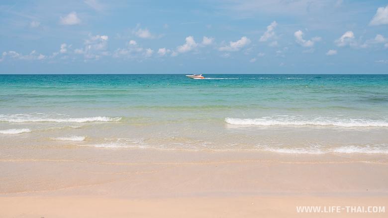 Ао Прао - пляж на ко Самете