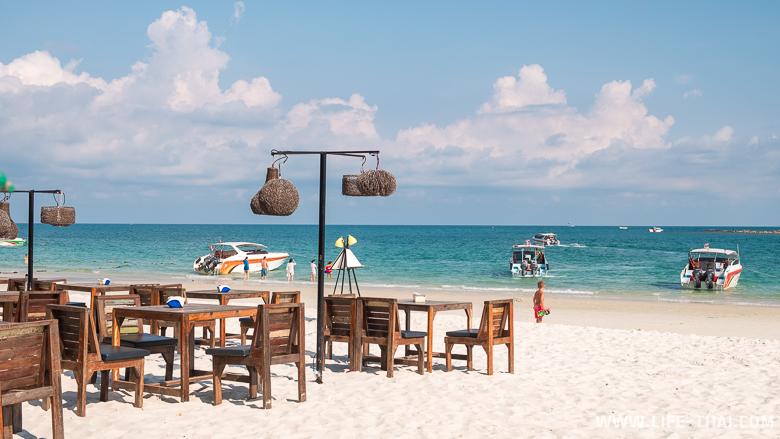 Отзыв об отдыхе на пляже ко Самета Сай Кео