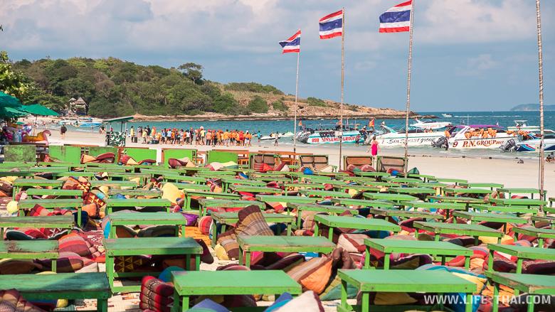 Фото и отзыв о пляже ко Самета Сай Кео