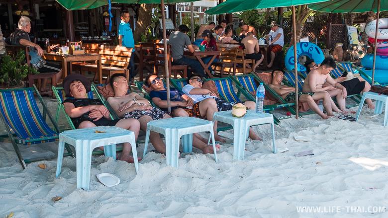 Обзор и отзыв о пляже ко Самета Сай Кео