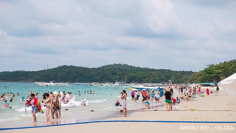 Фото и видео пляжа острова Самет