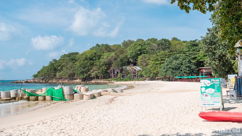 Обзор всех пляжей ко Самета. Пляжа Ао Тубтим